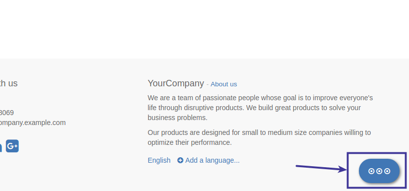 Product Offer TimerConfigure time for the count down. Snippet
