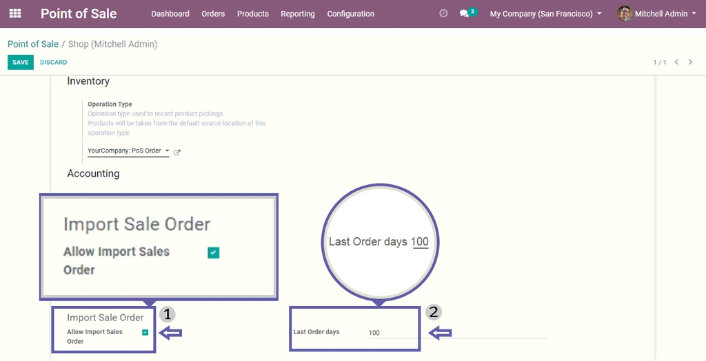 Website Countdown Snippet SECTION